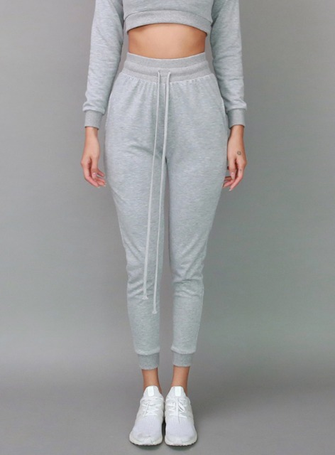 KATHY JOGGER TROUSERS - 2colors 케이시 조거 트라우져 - 2컬러