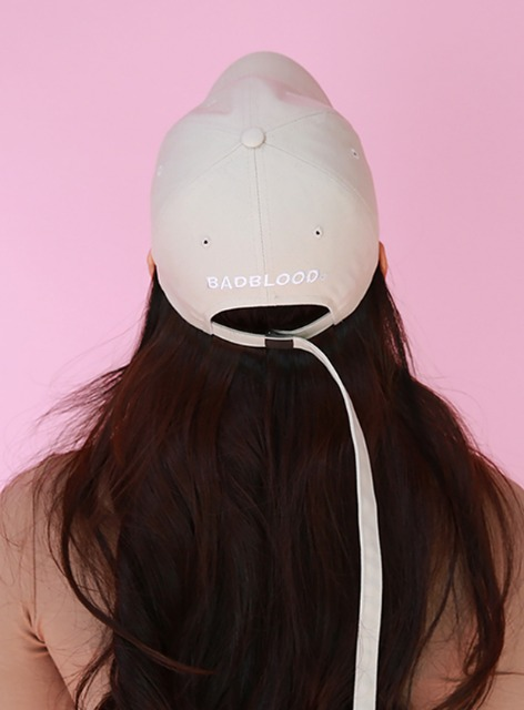 Extra Long Strap BADBLOOD BALLCAP - 3colors Extra Long Strap BADBLOOD 볼캡 - 3컬러
